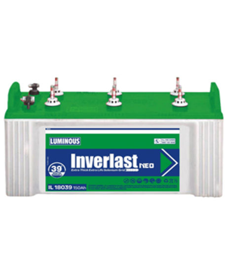 Luminous Neo IL18039 Inverter Battery