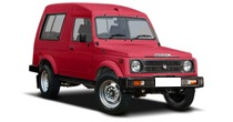 Maruti Gypsy 1000 Battery