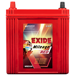 EXIDE FMRO-MR35R RED (35 Ah)