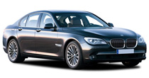BMW 7 Series 740Li Petrol