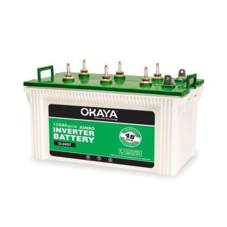 okaya inverter battery